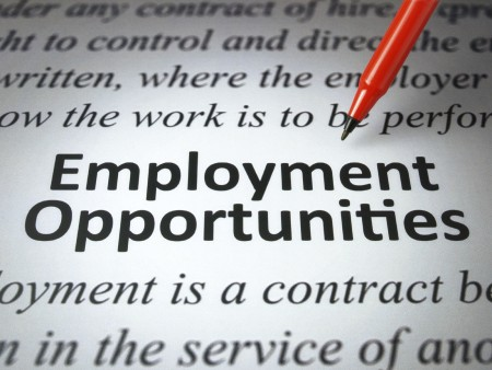 Employment Opportunities  New